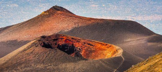Aller au sommet de l'Etna