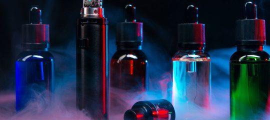 E-liquide DIY