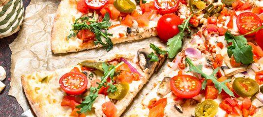 savoureuses pizzas