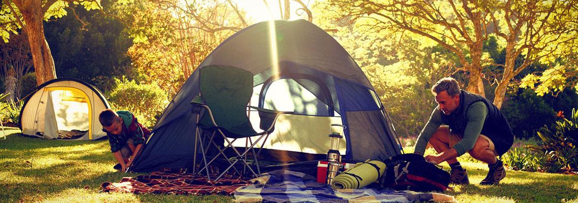 Séjourner en camping