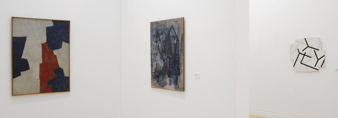 Art abstrait d'après-guerre