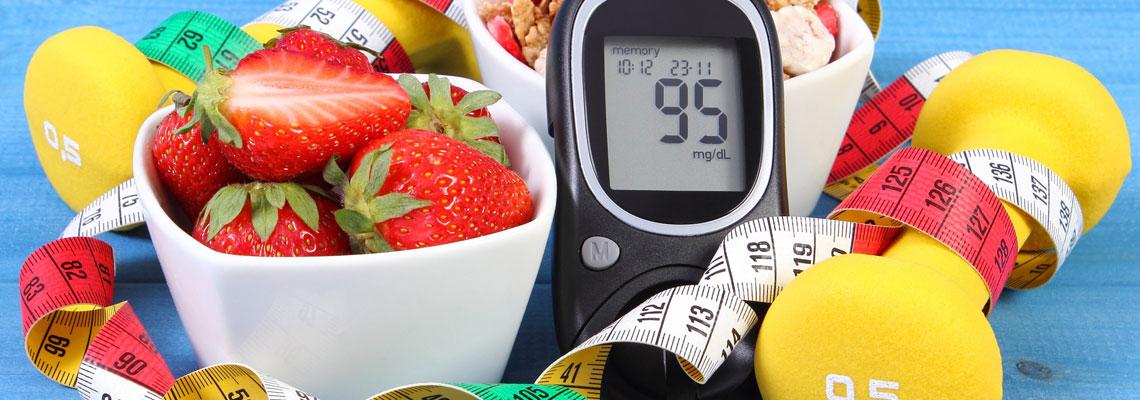Aliments pour diabétique
