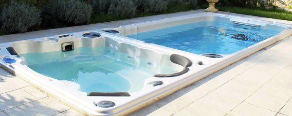 spa de nage bi zone