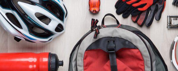 équipement de cycliste